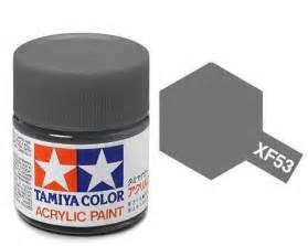 Tamiya Greyish tamiya paint acrylic xf53 neutral grey 23ml bottle paint