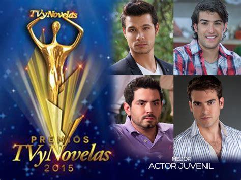 premios tv y novelas 2015 lista de ganadores starmedia ganadores de lo premios tv y novelas 2015