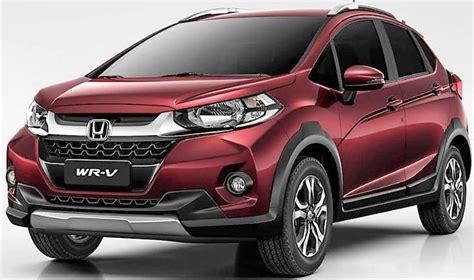 honda cars honda wr v vx petrol price specs review pics