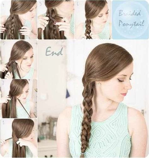and easy hairstyles for church hair