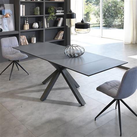 tavolo da pranzo vetro tavolo da pranzo allungabile vetro ceramica l 160 240xp
