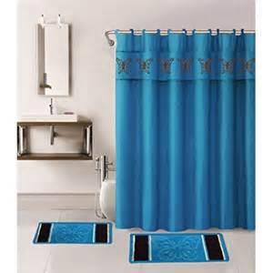Bathroom Sets Shower Curtain Rugs 15 Hotel Bathroom Sets 2 Non Slip Bath Mats Rugs Fabric Shower Curtain 12 Hooks