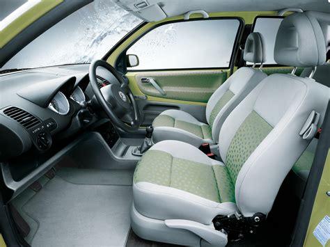 interior volkswagen lupo quot oxford quot typ 6x 2002
