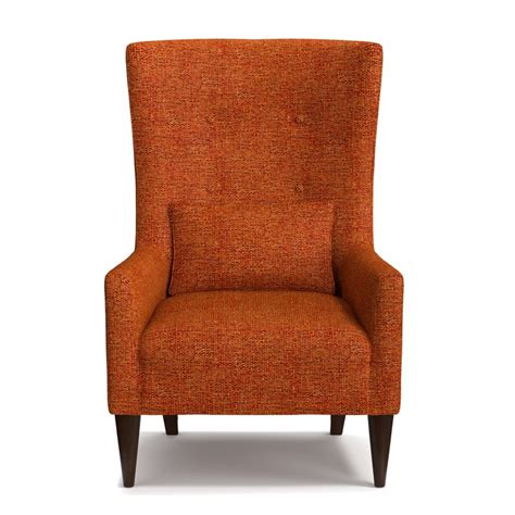 Wingback Accent Chair Wingback Accent Chairs You Ll Wayfair Wingback Chairs In Chair Style Most Update Home