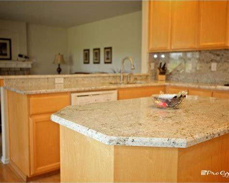 maple vs oak cabinets cost colonial granite with oak cabinets colonial white granite