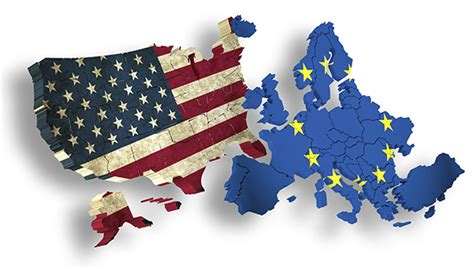 map usa and europe immediate aftermath of ecj s safe harbor decision