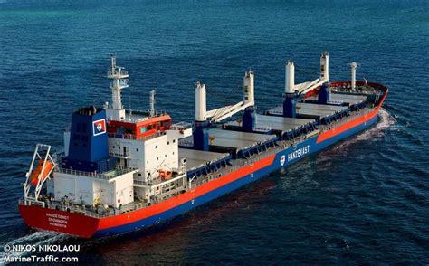 ais netherlands vessel details for hanze gendt bulk carrier imo