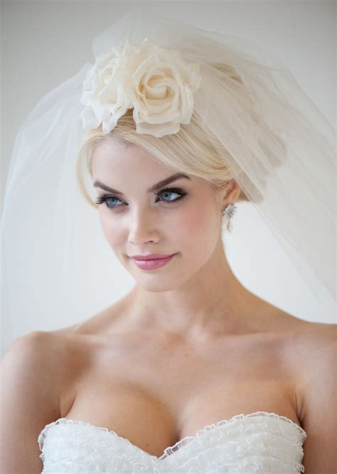 Wedding Hair With Veil On Top by Pics For Gt Wedding Hair With Veil On Top