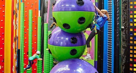 European Home Interiors clip n climb fun park opening in nottingham this week