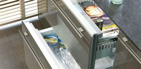 sub zero freezer drawers 700bf sub zero id24fi 24 inch integrated double drawer freezer