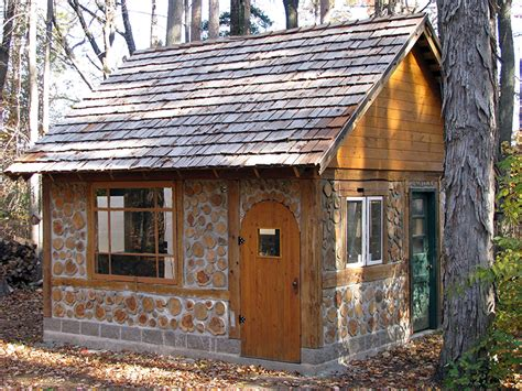 how do you build your own house build your own cordwood castle