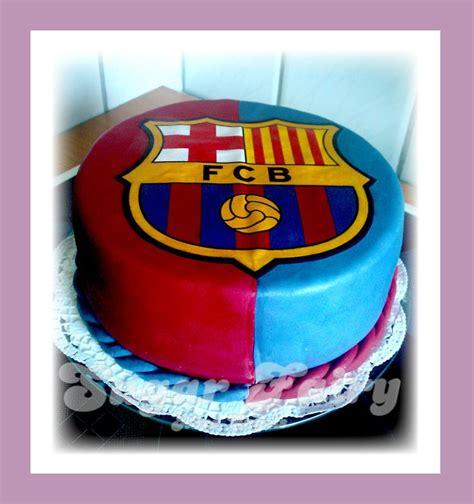 barcelona cake fc barcelona torte fc barcelona cake cakes pinterest