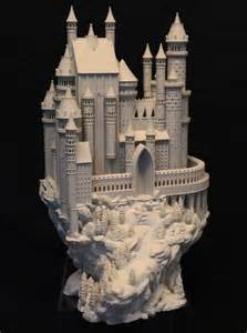 Design Your Own Castle bold machines designs and releases an amazing 3d printed