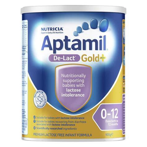 e protein aptamil aptamil gold de lact lactose free infant formula from