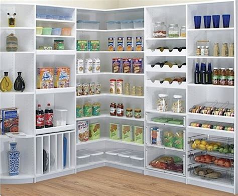 Pantry Food Recipes by Kitchen And Pantry Storage Ideas To Perk Up Your Pantry