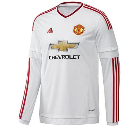Manchester United Away 2012 Longsleeve 2015 2016 utd adidas away sleeve shirt ai6362 uksoccershop