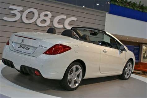 peugeot 308 coupe cabriolet peugeot 308 coupe cabriolet 2012 precio ficha t 233 cnica