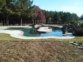 Backyard Pools Ga Pool Contractor Custom Swimming Pools Athens Ga