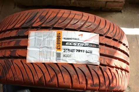 colored smoke tires for sale purchase 1 new 255 40 17 kumho ecsta spt colored smoke