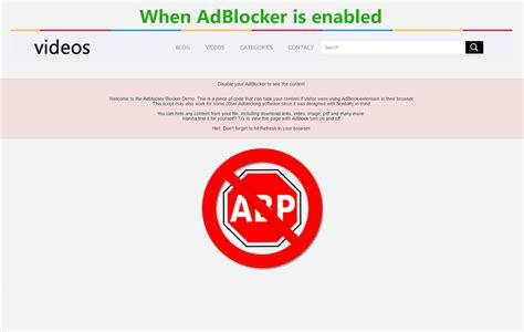 Blockers Preview Adblocker Blocker By Appstorm Europe Codecanyon