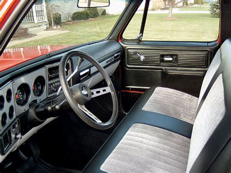1978 Chevy Truck Interior by 301 Moved Permanently