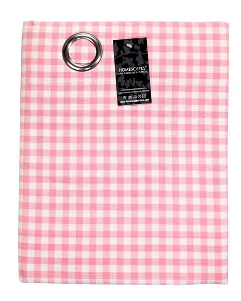 gingham curtains pink pink and white gingham check curtains curtain
