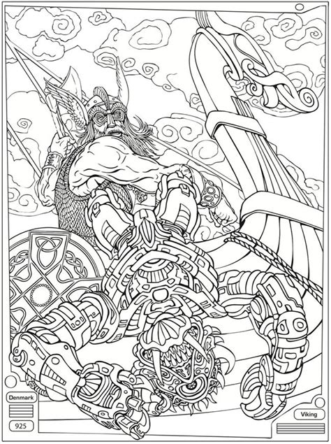 viking coloring pages for adults 72 best coloriage viking images on pinterest crayon art