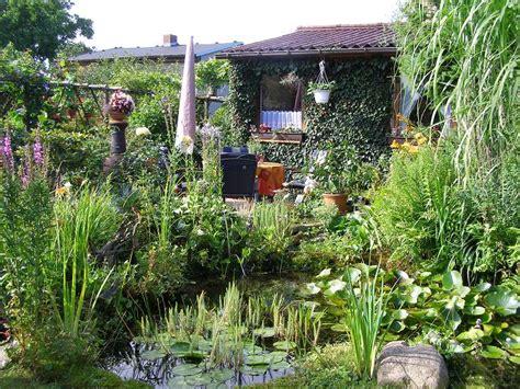 Wasserstellen Im Garten 2107 by Mein Naturgarten Der Kleingarten Als Biotop