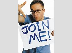 Join Me! by Danny Wallace Join.me