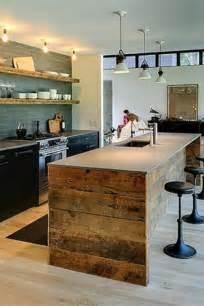 Charmant Petit Ilot Central Cuisine Pas Cher #6: design-artistique-cuisine-avec-ilot-central.jpg