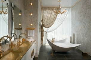 gold white bathroom vanity interior design ideas