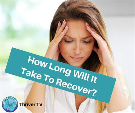 how long does it take to recover from c section narcissistic abuse recovery how long will it take