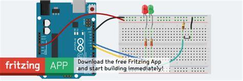 9 fritzing ile devre tasarımı arduino genel elektrik