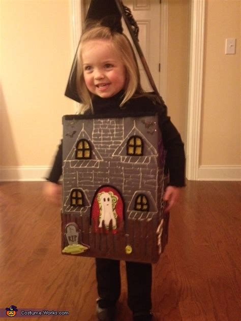 the costume house haunted house costume diy