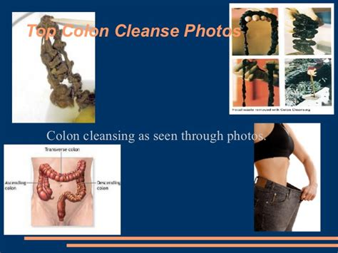How To Detox Through Your Bowels by Top Colon Cleanse Photos