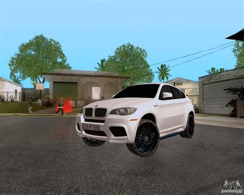 mod gta 5 bmw x6 bmw x6 for gta san andreas