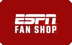 Espn Gift Card - buy espn shop gift cards at a discount giftcardplace