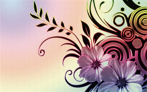 wallpaper abstract colorful flower colorful abstract flower pictures collection hd wallpaper