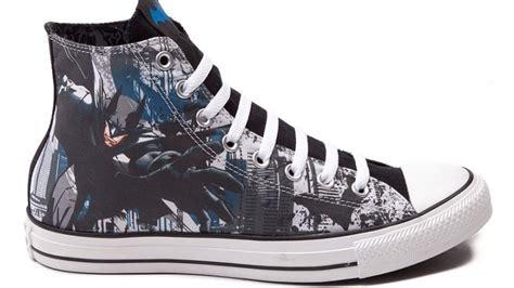 Converse Comic Batman Series 2018 converse dc comics shoes collection releases