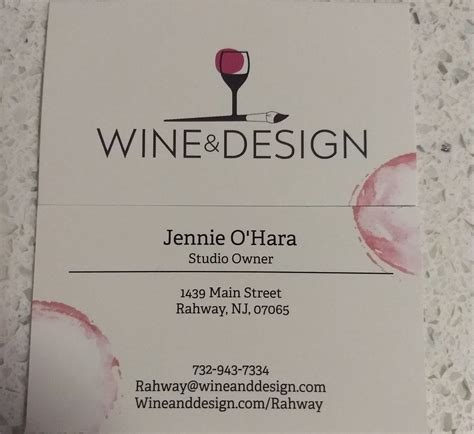 wine and design rahway calendar taking my 1st ever painting class at wine design in