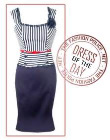 Nautical Theme Clothing - dress of the day nautical striped dress from rare fashion