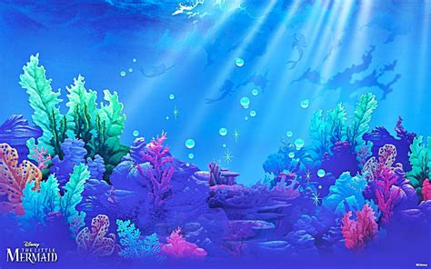 disney mermaid wallpaper disney characters wallpapers wallpaper cave