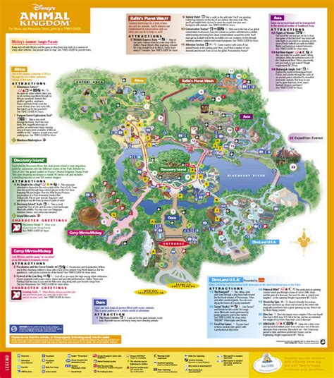 printable map of animal kingdom 2015 search results for 2015 printable map of disney world