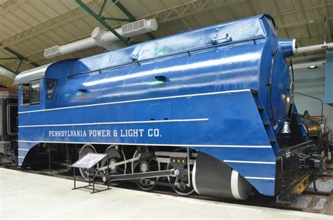Pennsylvania Power And Light by Pennsylvania Light And Power Fireless 4094 D Railroad