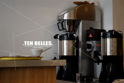 Coffee Pres ten belles un coffee shop pr 232 s du canal martin le