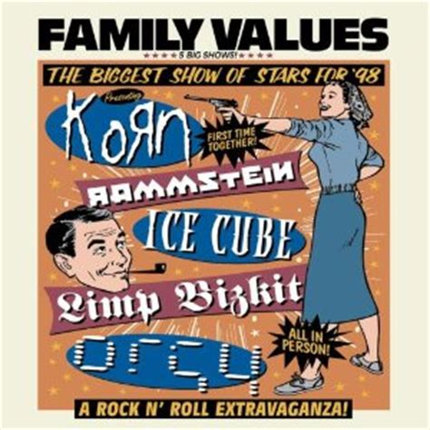 family values tour 98 album wikipedia