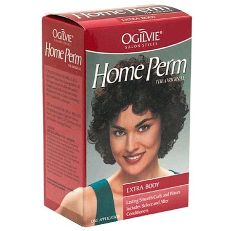 cheap grey hair treatment ogilvie home perm 1