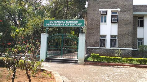 Top Mba Colleges In Pune by Department Of Botany Ganeshkhind Road Edunuts