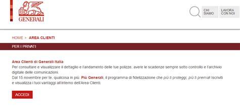 www generali it generali area clienti cura le tue finanze e risparmia