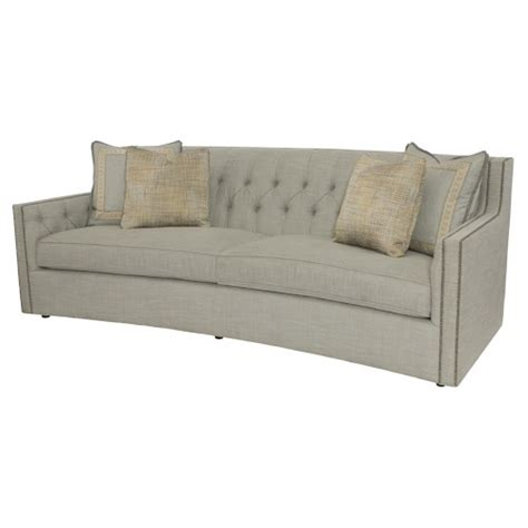 bernhardt cantor leather bernhardt candace sofa with transitional elegance